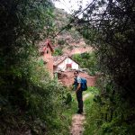 Auf Wanderschaft