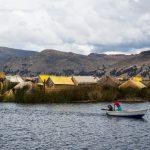 Schwimmendes Dorf der Uros