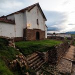 Kirche bei Chinchero