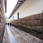 Kleines Gässchen in Cusco