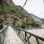 Ab dieser Brücke beginnt das Grauen