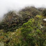 Ausblick von Sayaqmarka auf Qonchamarka