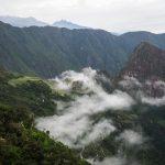 Ja... Machu Picchu im Nebel