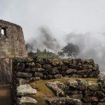 Tempel in Machu Picchu