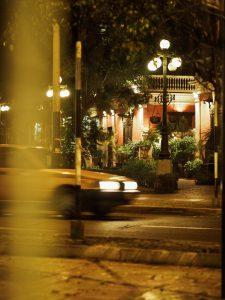 Nachts in Barranco - Lima