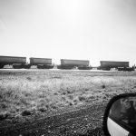 Windschutzscheiben-Zerstörungsmaschine -> Road-Train