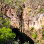 Einer der vielen Wasserfälle im Litchfield Nationalpark