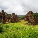 Ruinen in My Son