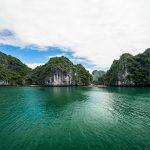 Kleine Strände in der Lan Ha-Bucht