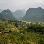 Ein Tal im Nordosten
