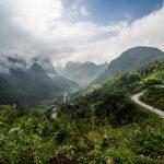 Ma Pi Leng Pass im Norden