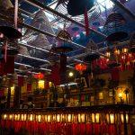 Man Mo Tempel auf Hongkong Island