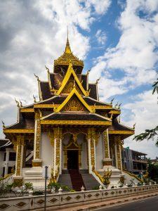 Tempel bei Vientiane