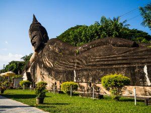 Fauler Buddha