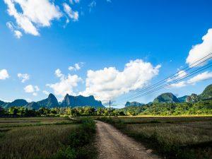 Vang Vieng Umgebung