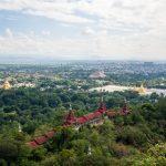 Blick vom Mandalay Hill