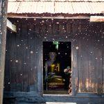 Holztempel bei Mandalay