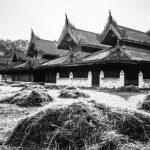 Palast in Mandalay