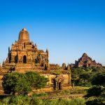 Irgendwo in Bagan