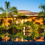 Unser nobles Hotel in Bagan