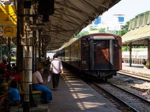 Hauptbahnhof Yangon