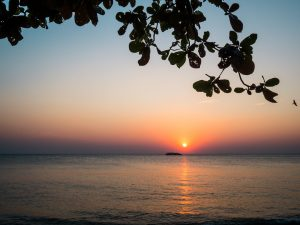 Sonnenuntergang Pattaya