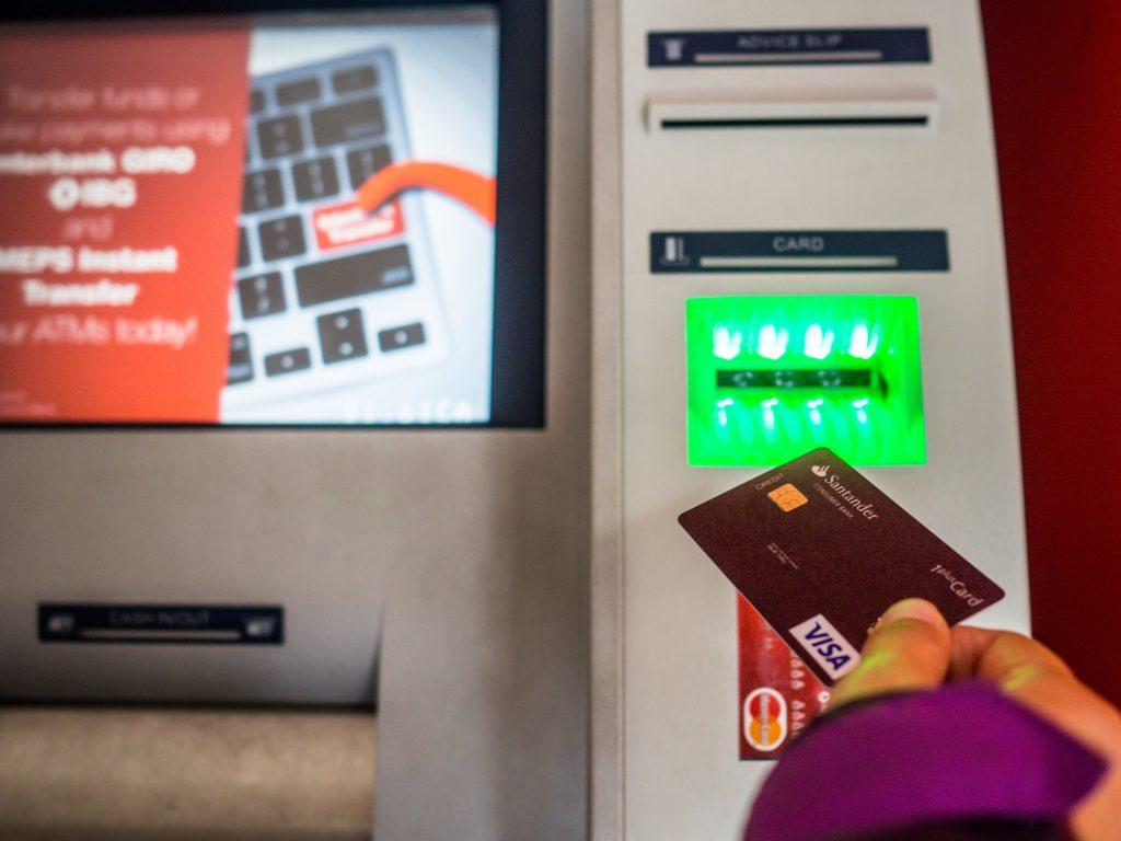 Santander Kreditkarte Weltreise