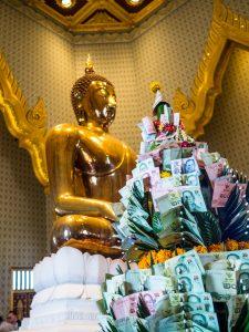 5,5 Tonnen Gold Buddha