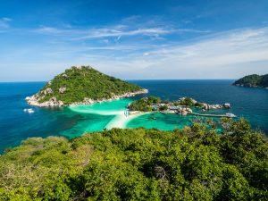 Nangyuan Island ohne Sabrina