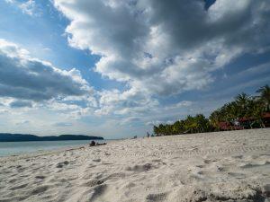 Langkawi Pantai Tengah Strand