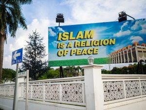 Werbung für den Islam