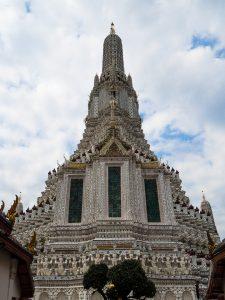 Bangkok Tempel der Morgenröte