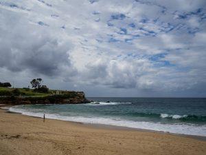 Coogee Beach von der anderen Seite