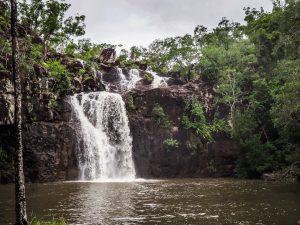 Wasserfall bei Airlie Beach