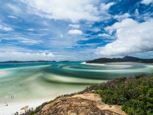Aussichtspunkt auf der Whitsunday Island