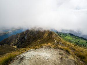 Blick vom Roys Peak