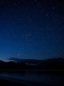 Sternenhimmel in Wanaka