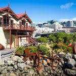 Im Hafen Wellingtons