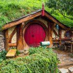 Dieser Hobbit malt gern