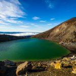 Einer der Emerald Lakes