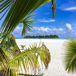Blick von der Honeymoon Island