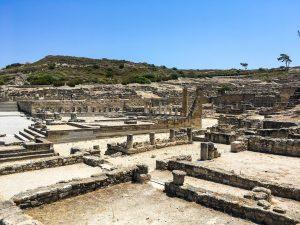 Ausgrabungen von Kamiros