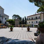 Marktplatz in Ravello