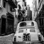 Italienisches Gefährt