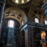 Kuppel in einer Kirche
