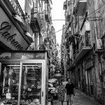 Eine Gasse in der Altstadt