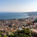 Neapel von oben