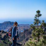 Auf dem Plateau des Roque Nublo