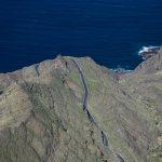 Küstenstraße im Norden Gran Canarias