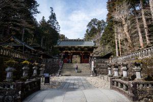 Tor in Nikko